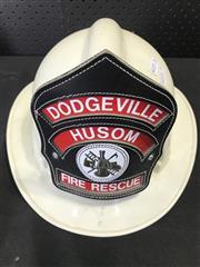 Sale 9039 - Lot 1083 - Vintage American Fireman Helmet