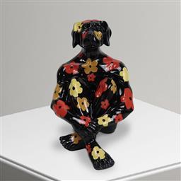 Sale 9154JM - Lot 5011 - GILLIE AND MARC Splash Pop Mini Dogman resin sculpture 18.5 x 15 x 14 cm signed