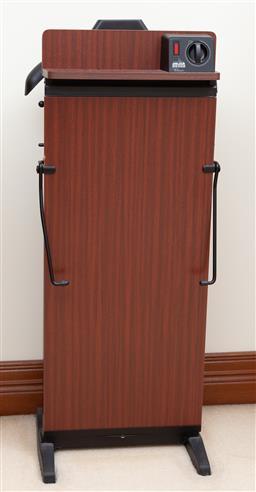 Sale 9155H - Lot 79 - A Corby classic suit press Height 104cm x Width x 46cm Depth 34cm