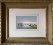 Sale 8313A - Lot 53 - Joseph Frost - Moruya - South Coast 16 x 26cm