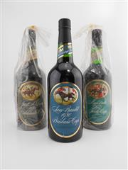 Sale 8514W - Lot 76 - 3x St Hallett Cup Winner Series Vintage Port, Barossa Valley - 2x 1977, 2x 1978