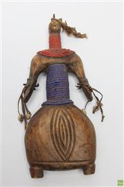 Sale 8645D - Lot 3 - African Ashanti Doll