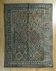 Sale 8717C - Lot 59 - Afghan Kilim 233cm x 176cm