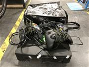 Sale 8789 - Lot 2247 - Emulated Xbox with SNES, Nintendo, Xbox & Playstations Games & Two Controllers