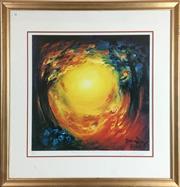 Sale 8795K - Lot 10 - David Boyd, print