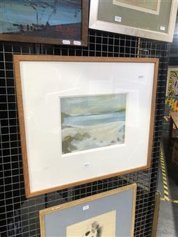 Sale 9152 - Lot 2011 - CATHERINE BINNIE - Early Morning frame: 46 x 53 cm