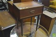 Sale 8310 - Lot 1066 - Parker Bedside Cabinet