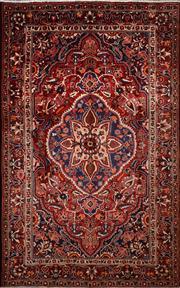 Sale 8390C - Lot 3 - Persian Bakhtiari 310cm x 200cm