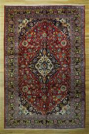 Sale 8601C - Lot 20 - Persian Kashan 340x225