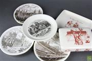 Sale 8604W - Lot 86 - Wedgwood Ceramics Including Plates From The Views Of London Series (Dia:15cm)-6 pieces