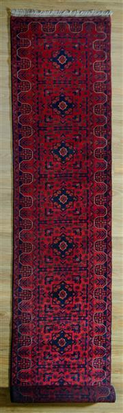Sale 8680C - Lot 59 - Afghan Khal Mohamadi 486cm x 84cm