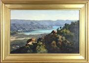 Sale 8795K - Lot 11 - Dudley Parker, oil on canvas