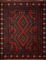 Sale 8390C - Lot 4 - Persian Kilim 303cm x 258cm