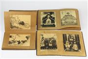 Sale 8432 - Lot 71 - Chinese Albums of Prints (3)