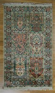 Sale 8643C - Lot 20 - Super Fine Kashmiri Silk 152cm x 93cm