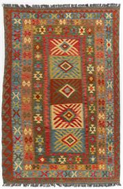 Sale 8770C - Lot 93 - An Ashayer Kilim Hand Woven Natural Dyes Wool, 247 x 160cm