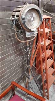 Sale 8930 - Lot 1080 - Tripod Based Theatre Light