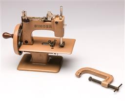 Sale 9114 - Lot 5 - Singer Childs Sewing Machine in Box
