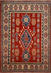 Sale 8390C - Lot 5 - Afghan Kazak 180cm x 130cm