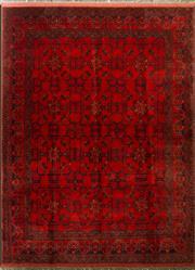 Sale 8412C - Lot 38 - Afghan Khal Mohamadi 235cm x 173cm