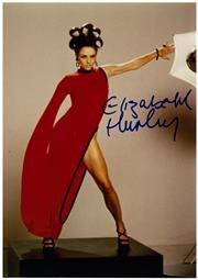 Sale 8555A - Lot 5086 - Elizabeth Hurley Austin Powers