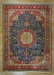 Sale 8653C - Lot 33 - Persian Tabriz 350cm x 250cm