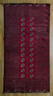 Sale 8700C - Lot 35 - Afghan Qunduzi 200cm x 100cm