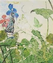 Sale 9038 - Lot 504 - Wolfgang Grasse (1932 - 2008) - Burma 57 x 47 cm (frame: 63 x 53 x 3 cm)