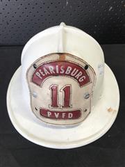 Sale 9039 - Lot 1084 - Vintage Firemans Helmet