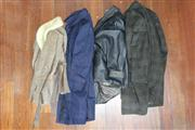 Sale 8422 - Lot 66 - Cornelius Fur Coat with Others incl Hammerman Leather Coat