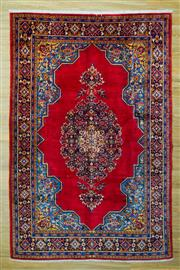 Sale 8601C - Lot 23 - Persian Tabriz 348x228