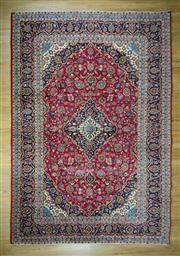 Sale 8653C - Lot 34 - Persian Kashan 355cm x 245cm