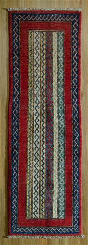 Sale 8700C - Lot 36 - Afghan Chboi Ariana 145cm x 64cm