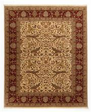 Sale 8770C - Lot 44 - An Elegantly Designed, Naturally Dyed Afghan Chobi, 306 x 252cm