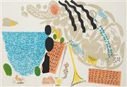 Sale 8896A - Lot 5070 - Colin Lanceley (1938 - 2015) - Stormy Weather, 1997 64 x 91 cm