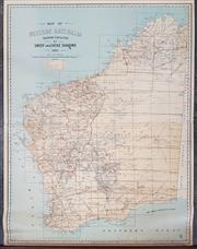 Sale 8868 - Lot 1027 - Map of Western Australia Pastoral Stations, on canvas, by Lands & Surveys Department Perth 1951