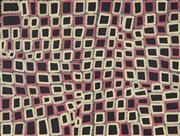 Sale 8901 - Lot 591 - Walala Tjapaltjarri (1984 - ) - Tingari 121.5 x 91 cm (framed and ready to hang)