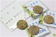 Sale 8618 - Lot 77 - Australian Silver Proof $1 Coins (4)