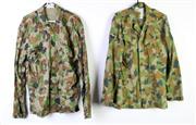 Sale 8952M - Lot 658 - Australian Army Camouflage Uniforms