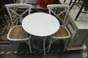 Sale 8431 - Lot 1039 - Matched 3 Piece Patio Suite