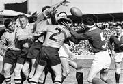 Sale 8754A - Lot 28 - Australia vs Ireland Test Match, Irish Rugby Union Tour of Australia, Sydney Cricket Ground, 13 May 1967 - 21 x 30cm