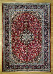 Sale 8601C - Lot 26 - Persian Kashan 392x276