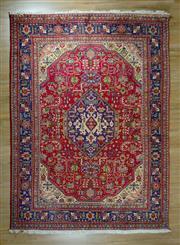 Sale 8653C - Lot 36 - Persian Tabriz 330cm x 245cm
