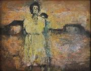 Sale 8657A - Lot 5063 - Raymond Hilan (1932 - 1993) - Big Hilda - Nth Queensland Aborigines, 1974 20.5 x 25.5cm