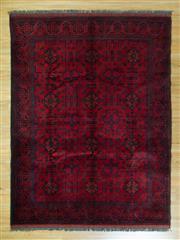 Sale 8643C - Lot 24 - Afghan Khal Mohamadi 236cm x 176cm