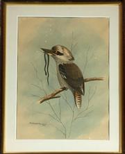 Sale 8795K - Lot 18 - Archibald Thorburn, watercolour