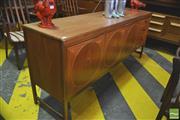 Sale 8310 - Lot 1099 - Nathan Circles Teak Sideboard