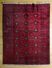 Sale 8700C - Lot 41 - Afghan Khal Mohamadi 234cm x 178cm