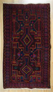 Sale 8643C - Lot 25 - Persian Baluchi 85cm x 148cm