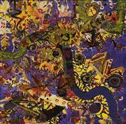 Sale 8708A - Lot 546 - Martin (Michelle) Collocott (1945 - ) - Untitled, no. 10, 1976 60.5 x 60.5cm
